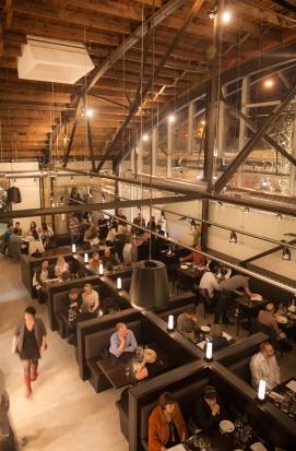 Current's interior. Photo courtesy Current.
