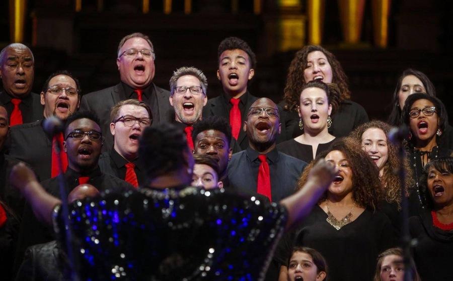 Unity Gospel Choir