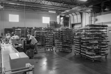 Packing/Shipping department