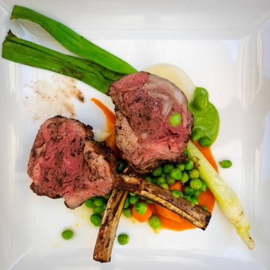 Morgan Valley lamb chops